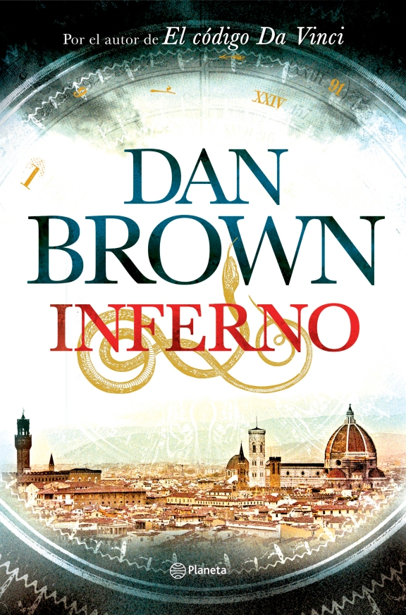 Inferno - Dan Brown Portada
