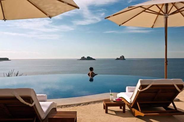 Guerrero, Ixtapa, Hotel Capella, Pool infinite - Photo by Capella